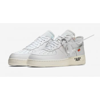 Zapatos Zapatillas bajas Nike Air Force 1 Low x Off-White