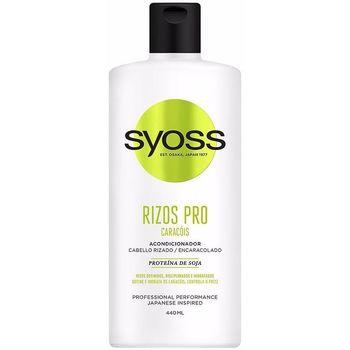 Belleza Acondicionador Syoss Rizos Pro Acondicionador Cabello Ondas O Rizos  440 ml