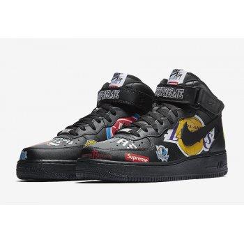 Zapatos Zapatillas altas Nike Air Force 1 High x Supreme
