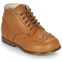 Zapatos Niña Zapatillas altas Little Mary LORD Marrón