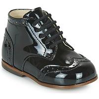 Zapatos Niña Zapatillas altas Little Mary LORD Negro