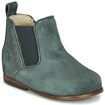 Zapatos Niña Botas de caña baja Little Mary ARON Gris