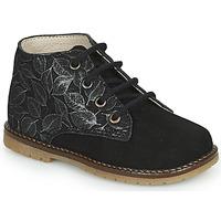 Zapatos Niña Zapatillas altas Little Mary JUDITE Negro