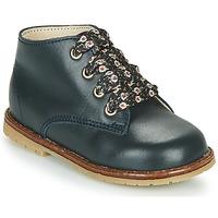 Zapatos Niña Zapatillas altas Little Mary JUDITE Azul