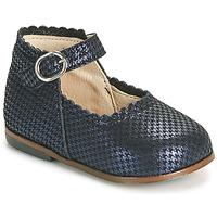 Zapatos Niña Bailarinas-manoletinas Little Mary VOCALISE Azul