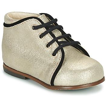 Zapatos Niña Zapatillas altas Little Mary MEGGIE Plata