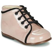 Zapatos Niña Zapatillas altas Little Mary MEGGIE Rosa