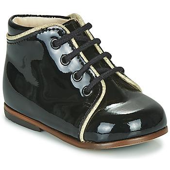 Zapatos Niña Zapatillas altas Little Mary MEGGIE Negro