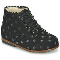 Zapatos Niña Zapatillas altas Little Mary VIVALDI Negro