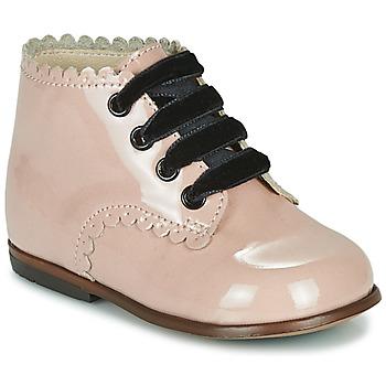 Zapatos Niña Zapatillas altas Little Mary VIVALDI Rosa
