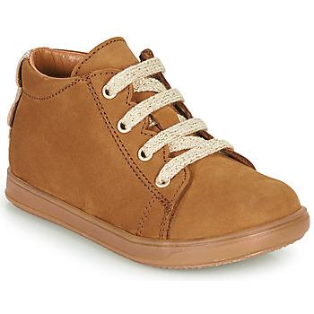 Zapatos Niña Zapatillas bajas Little Mary CLELIE Marrón
