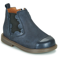 Zapatos Niña Botas de caña baja Little Mary ELVIRE Azul
