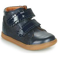 Zapatos Niña Zapatillas altas Little Mary CRISTIE Azul