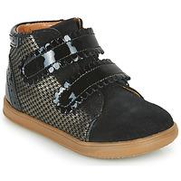 Zapatos Niña Zapatillas altas Little Mary CRISTIE Negro