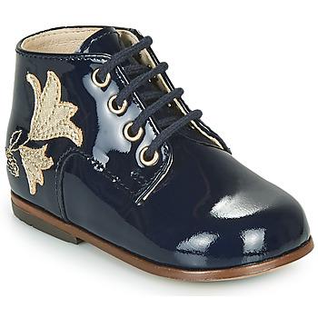 Zapatos Niña Zapatillas altas Little Mary MEIGE Azul