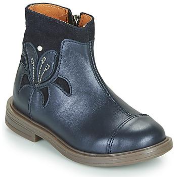 Zapatos Niña Botas de caña baja Little Mary ELIANE Azul