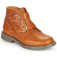Zapatos Niña Botas de caña baja Little Mary EMILIENNE Marrón
