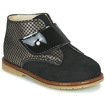 Zapatos Niña Zapatillas altas Little Mary JANYCE Negro