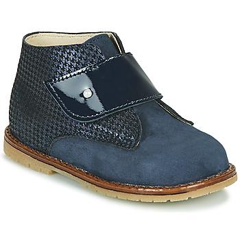 Zapatos Niña Zapatillas altas Little Mary JANYCE Azul