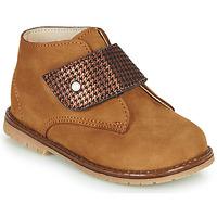 Zapatos Niña Zapatillas altas Little Mary JANYCE Marrón