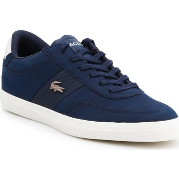 Zapatos Mujer Zapatillas bajas Producent Niezdefiniowany Lacoste 7-37CMA0013J18 azul marino