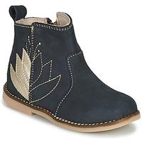 Zapatos Niña Botas de caña baja Little Mary KARRY Azul