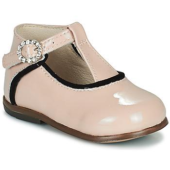 Zapatos Niña Zapatillas altas Little Mary BETHANY Rosa