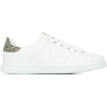 Zapatos Mujer Deportivas Moda Victoria Tenis Blanco