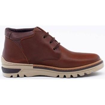 Zapatos Hombre Botas de caña baja On Foot 10101 Beige