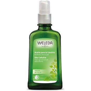 Belleza Mujer Tratamiento adelgazante Weleda Abedul Aceite Anticelulítico  100 ml