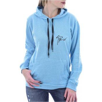 textil Mujer Sudaderas Goldenim Paris Jersey & chalecos 1130 - Mujer azul
