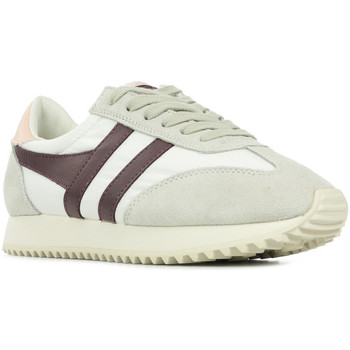Zapatos Mujer Deportivas Moda Gola Boston 78 Blanco