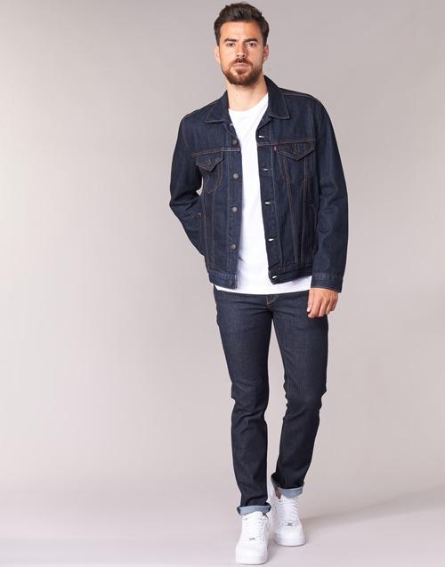 511 Fit Levi's Textil Vaqueros Slim Hombre RockBacalao AjR54L