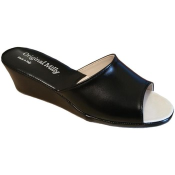 Zapatos Mujer Zuecos (Mules) Milly MILLY103ner nero