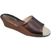 Zapatos Mujer Zuecos (Mules) Milly MILLY103pio grigio
