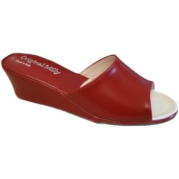 Zapatos Mujer Zuecos (Mules) Milly MILLY103ros rosso