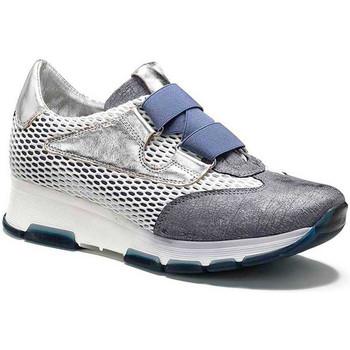 Zapatos Mujer Zapatillas bajas Keys 5183 Gris