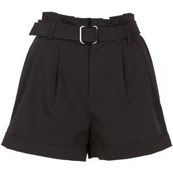 textil Mujer Shorts / Bermudas See U Soon 20241065 - Mujer negro
