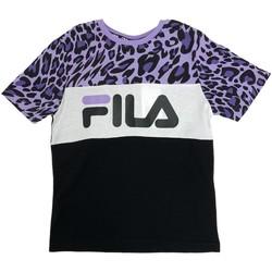 textil Niños Tops y Camisetas Fila 688169 Negro