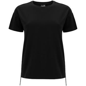 textil Mujer Camisetas manga corta Freddy F0WSDT5 Negro