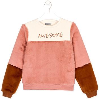 textil Niños Sudaderas Losan 024-6019AL Beige