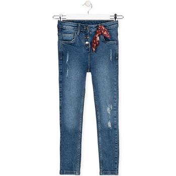 textil Niños Vaqueros Losan 024-9003AL Azul