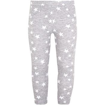 textil Niña Leggings Losan 026-6016AL Gris