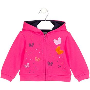 textil Niña Sudaderas Losan 028-6017AL Rosado