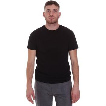 textil Hombre Camisetas manga corta Sseinse MI1692SS Negro