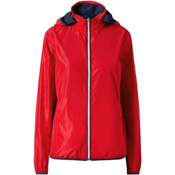 textil Mujer cazadoras Ea7 Emporio Armani 3ZTB03 TN18Z Rojo