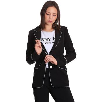 textil Mujer Chaquetas / Americana Denny Rose 811DD30004 Negro