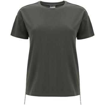 textil Mujer Camisetas manga corta Freddy F0WSDT5 Verde