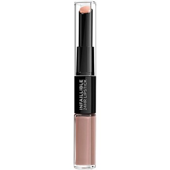 Belleza Mujer Pintalabios L'oréal INFALIBLE 24HR LIPSTICK 116 BEIGE TO STAY Multicolor