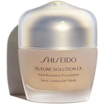 Belleza Mujer Base de maquillaje Shiseido FUTURE SOLUTION LX TOTAL RADIANCE FOUNDATION R4 ROS Multicolor
